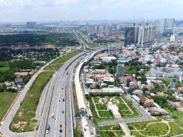 Bất động sản tại huyện Nhơn Trạch, Đòng Nai vẫn có mặt bằng giá khá thấp so với nội đô TPHCM