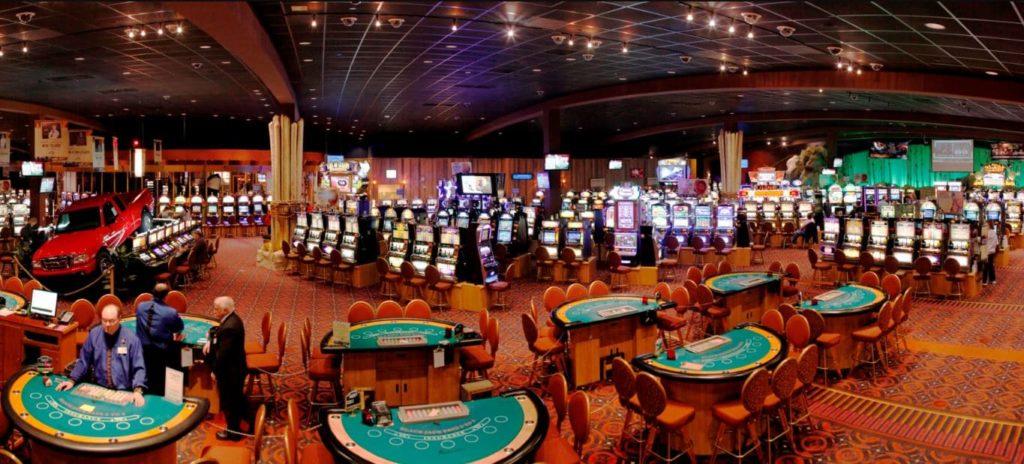 Bên trong casino đầu tiền cho phép người Việt vào đánh bạc tại Phú Quốc